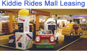 Kiddie Rides Mall Leasing